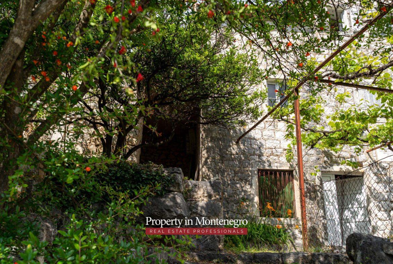 Plot for sale in Bay of Kotor