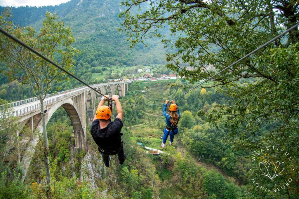 Montenegro Tara Bridge