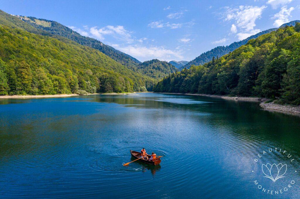 National Park Biogradska Gora. Discovering Montenegero