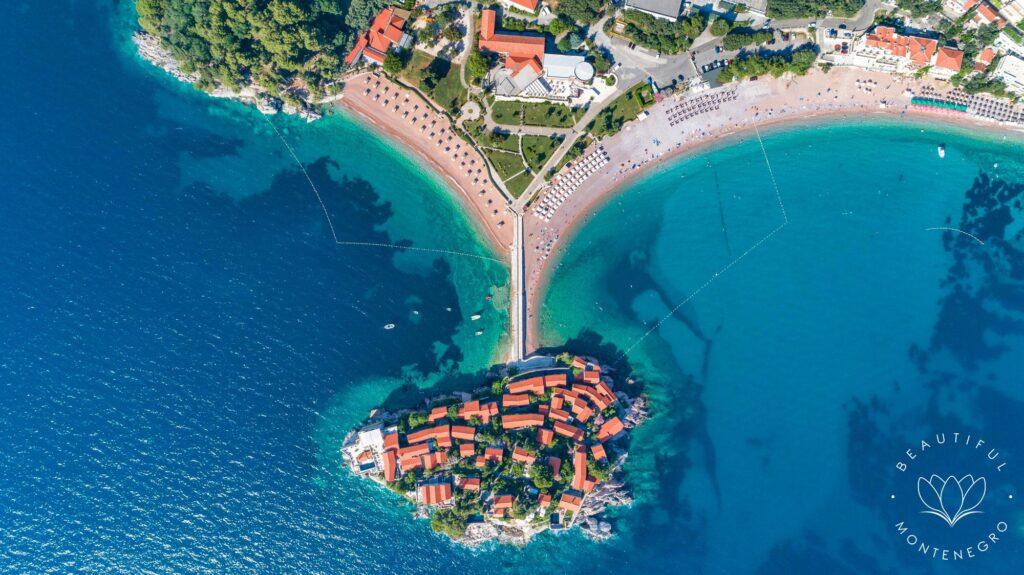 Sveti Stefan, Visit Montenegro