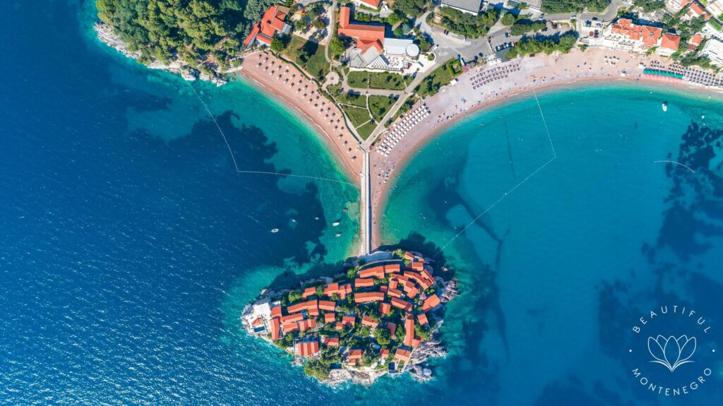 Sveti Stefan island, Budva