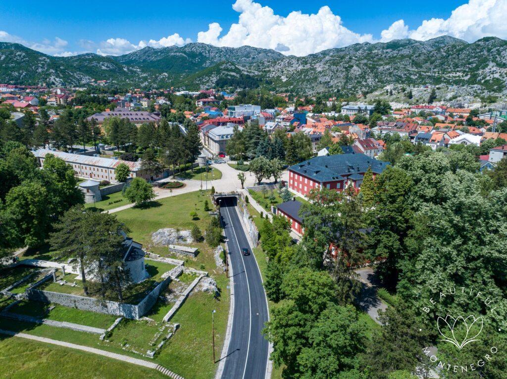 Old royal Cetinje