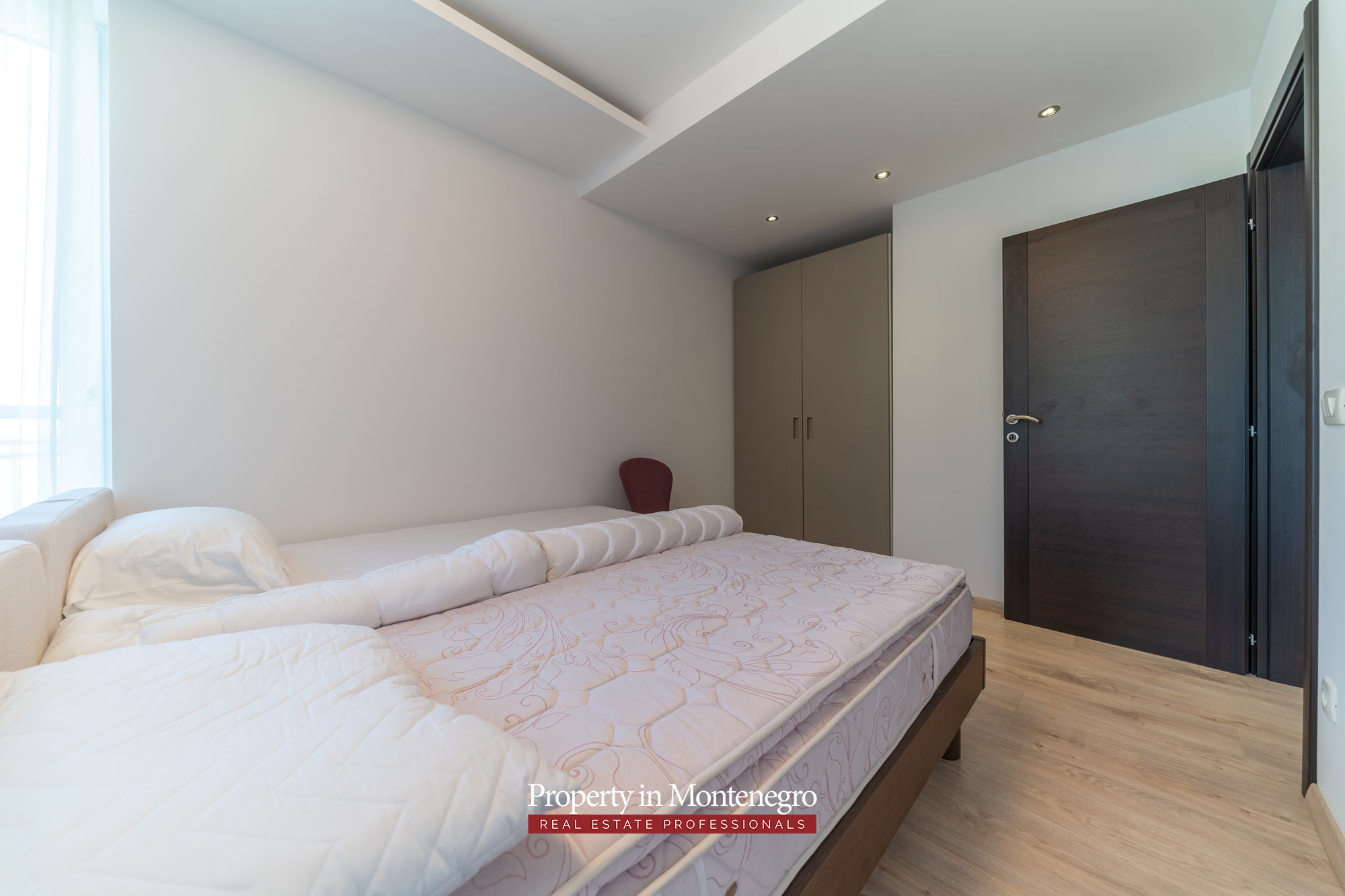 Duplex apartment for sale in Budva Riviera