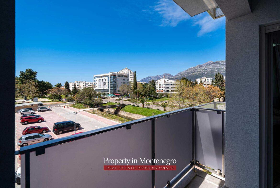 One bedroom apartment for sale in Bar