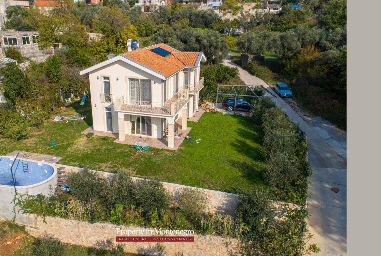 House for sale in Budva Riviera