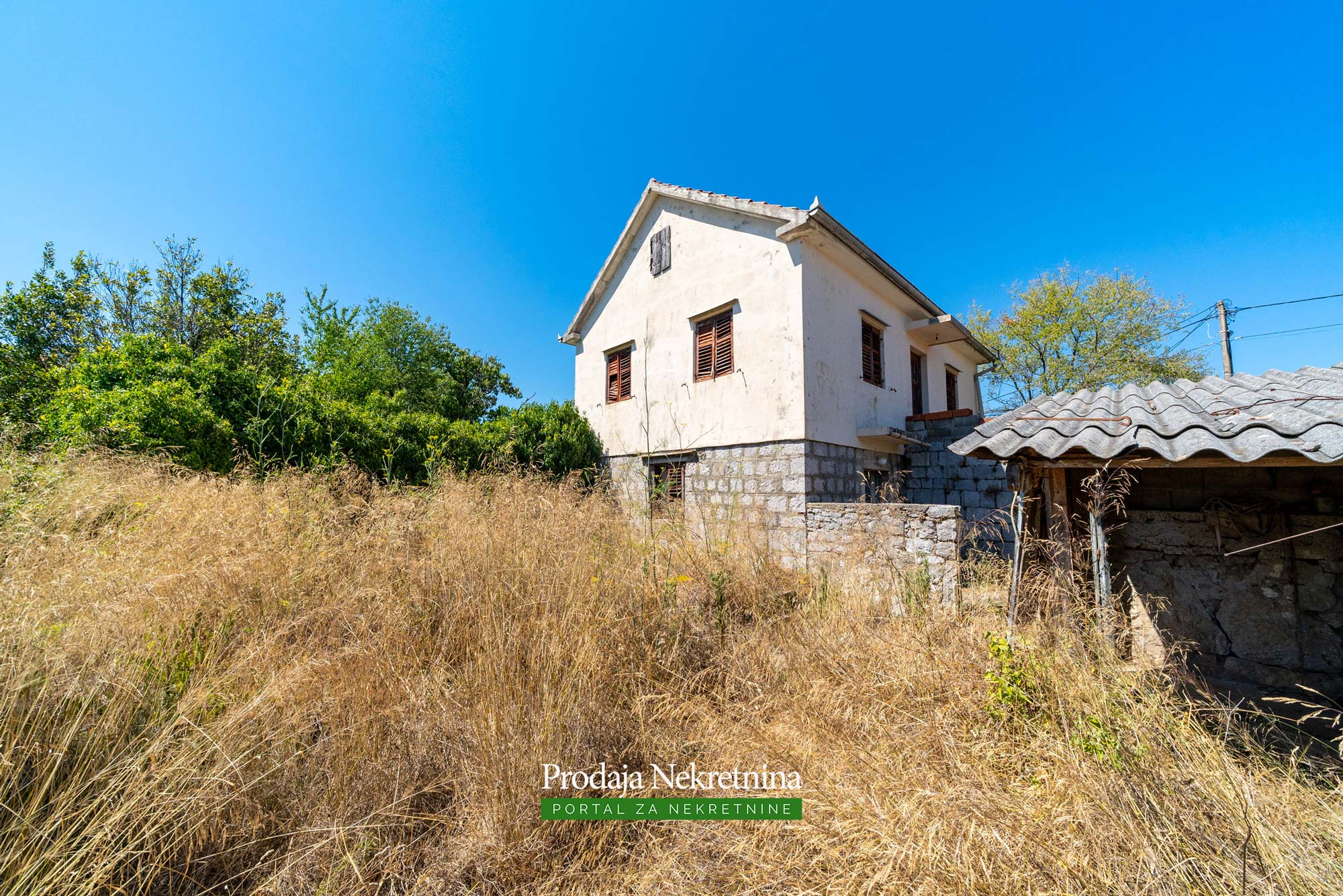 House for sale near Lustica Bay