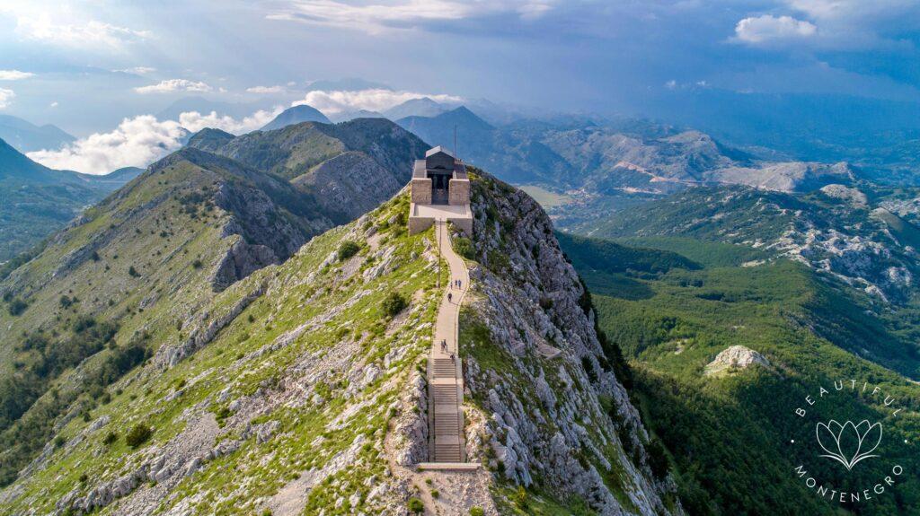 Holy mountain Lovcen