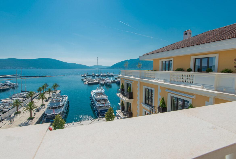 Luxury penthouse for sale in Porto Montenegro