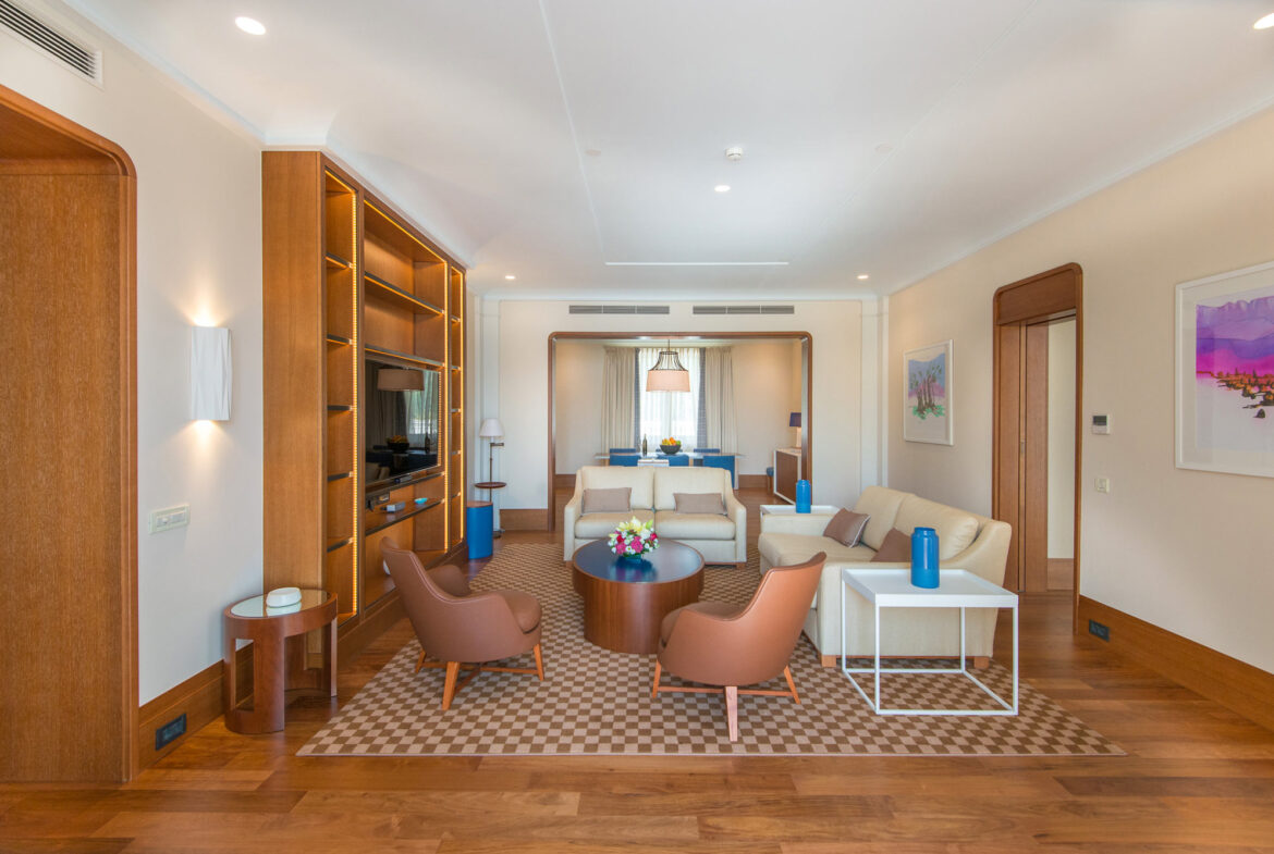 Luxury penthouse for sale in Tivat