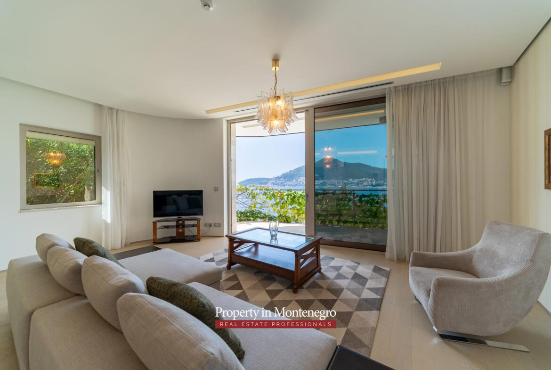 Two bedroom apartment in elite resort
