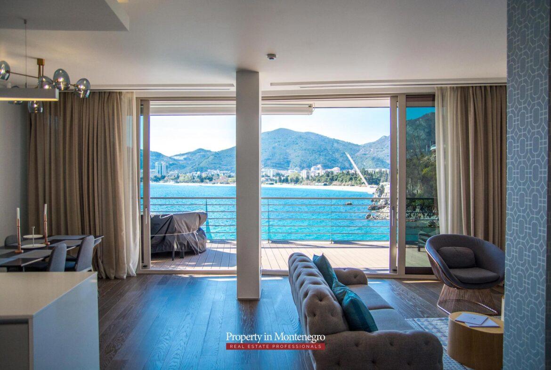 Luxury properties in Budva