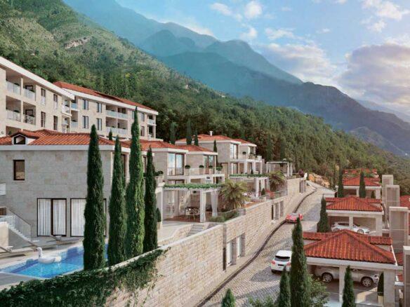 Villa for sale near Sveti Stefan