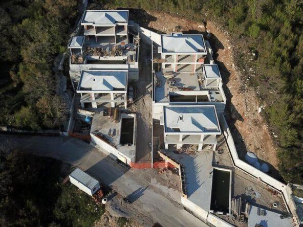 Villas for sale in Budva Montenegro