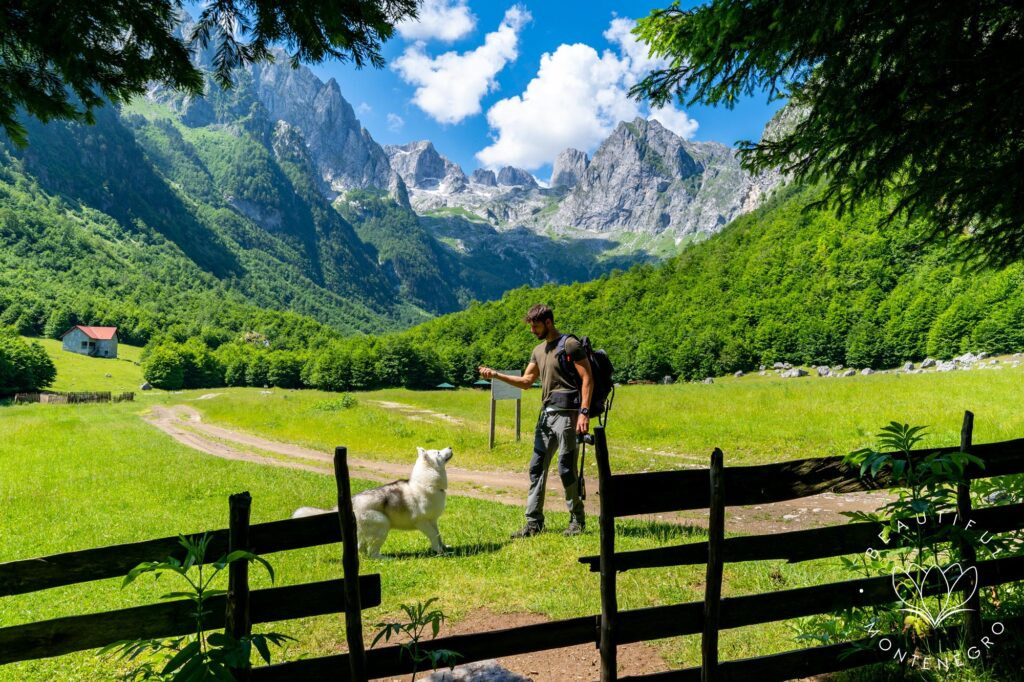 Prokletije also known as the Montenegrian Alps, Visit Montenegro