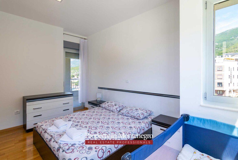 Apartment for sale in Budva Riviera