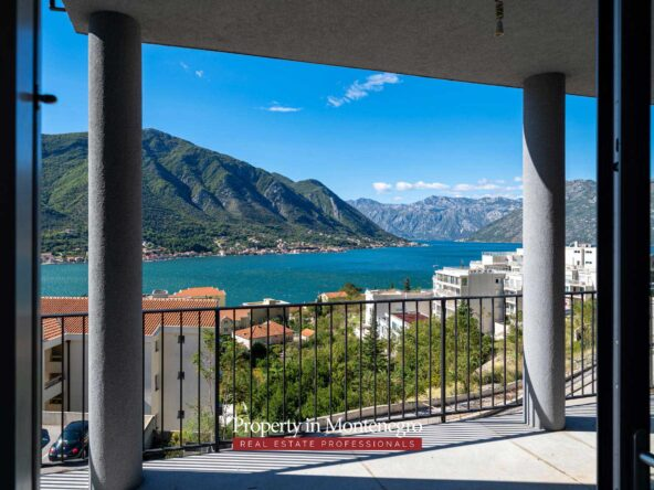 One bedroom apartment for sale in Bay of Kotor