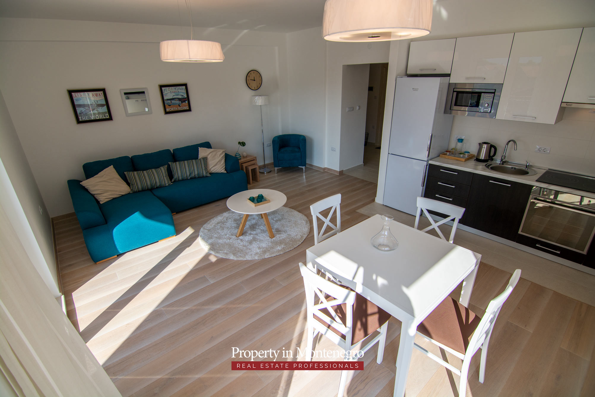 One bedroom for sale in Tivat