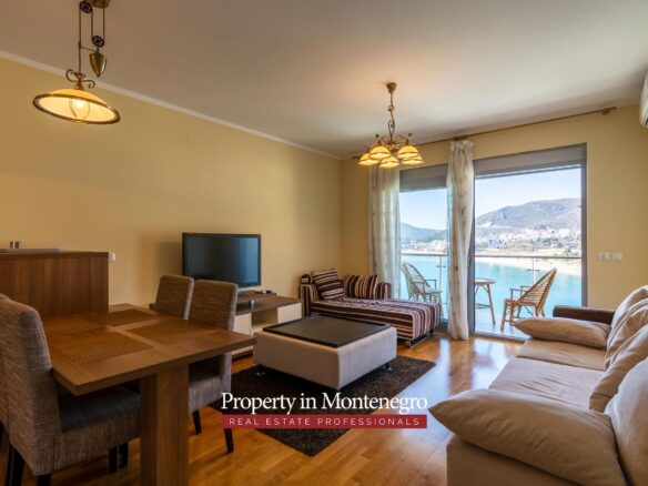 Furnished apartment for sale in Budva Riviera