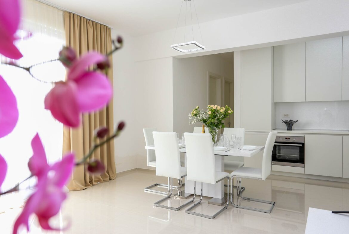 Penthouse for sale in Becici