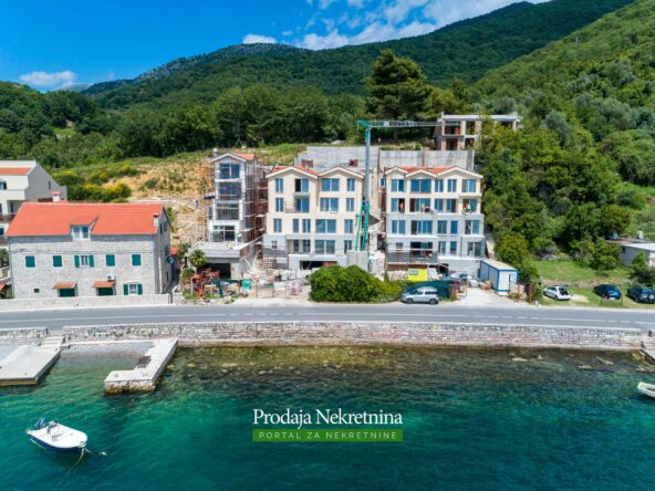 Apartment for sale in Tivat Bay