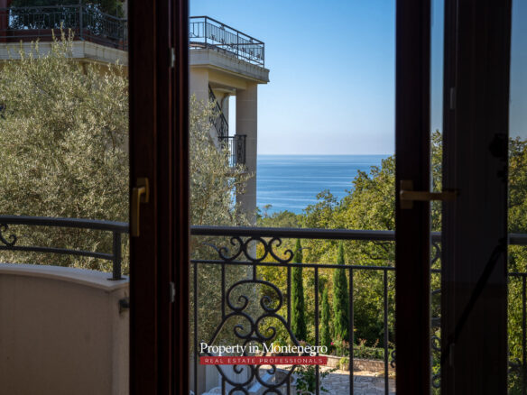 Two bedroom apartment for sale in Petrovac