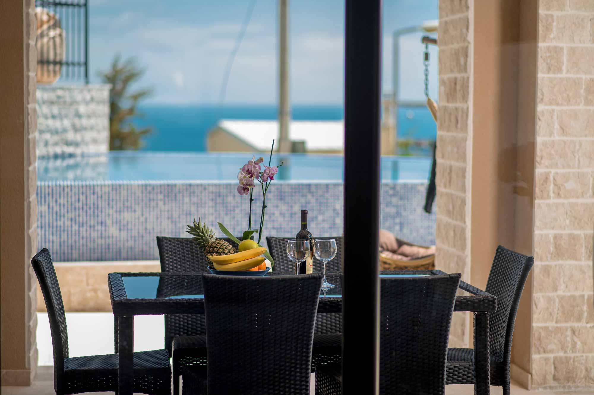 House with seaaview for sale in Budva Riviera