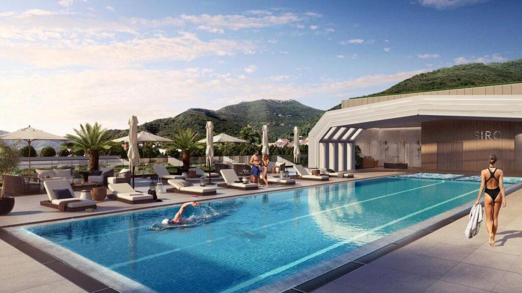 Hotel Siro swimming pool