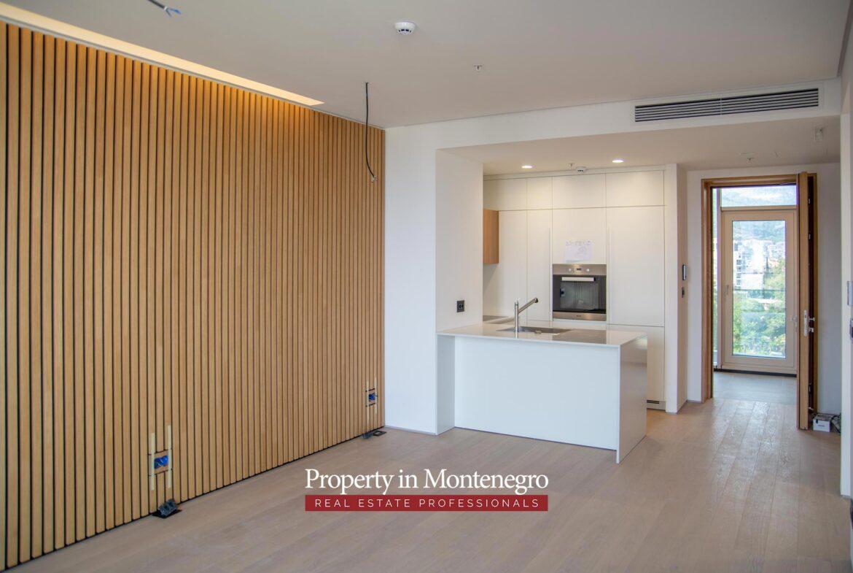 Luxury apartment in Budva