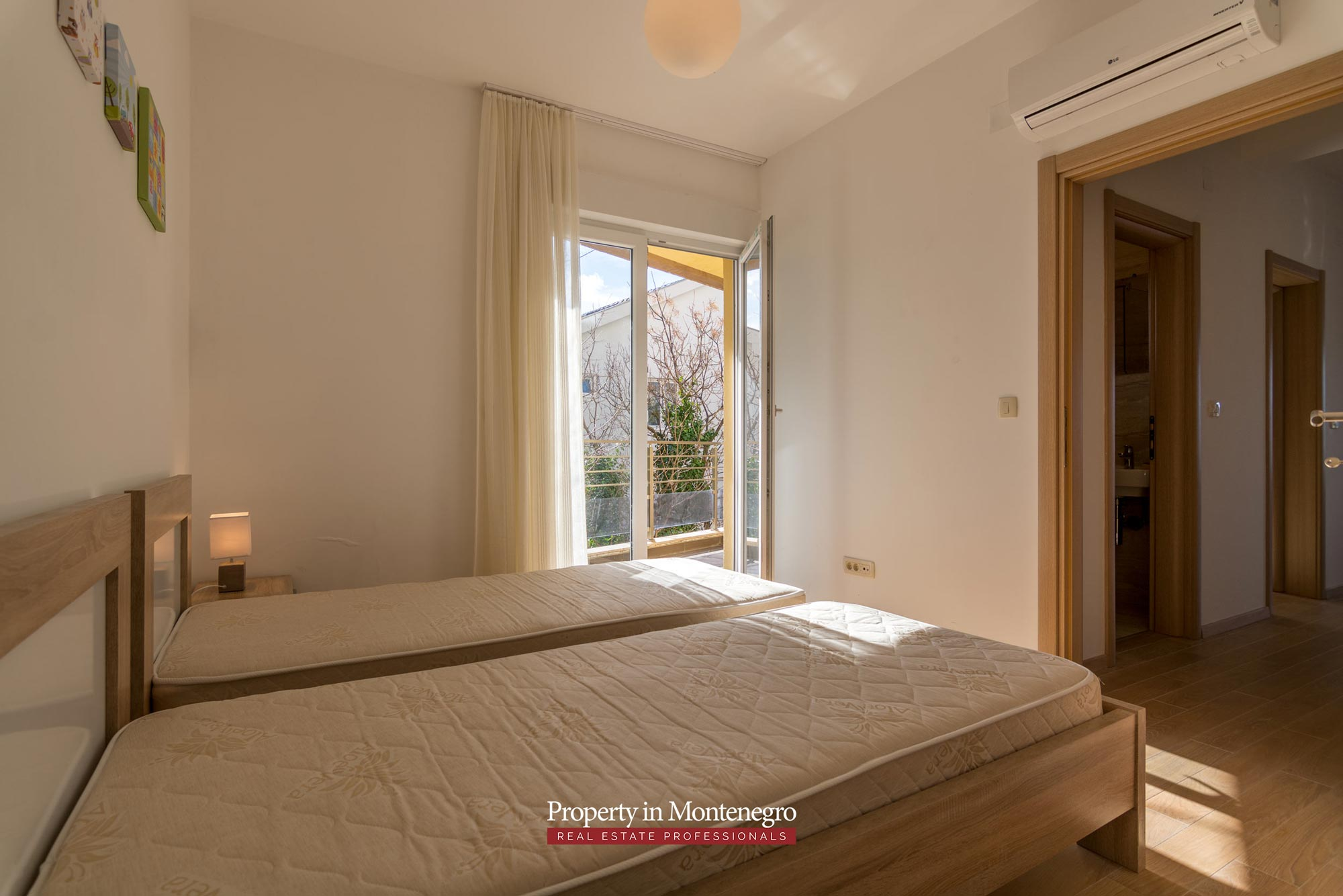Two bedroom apartment for sale in Kotor
