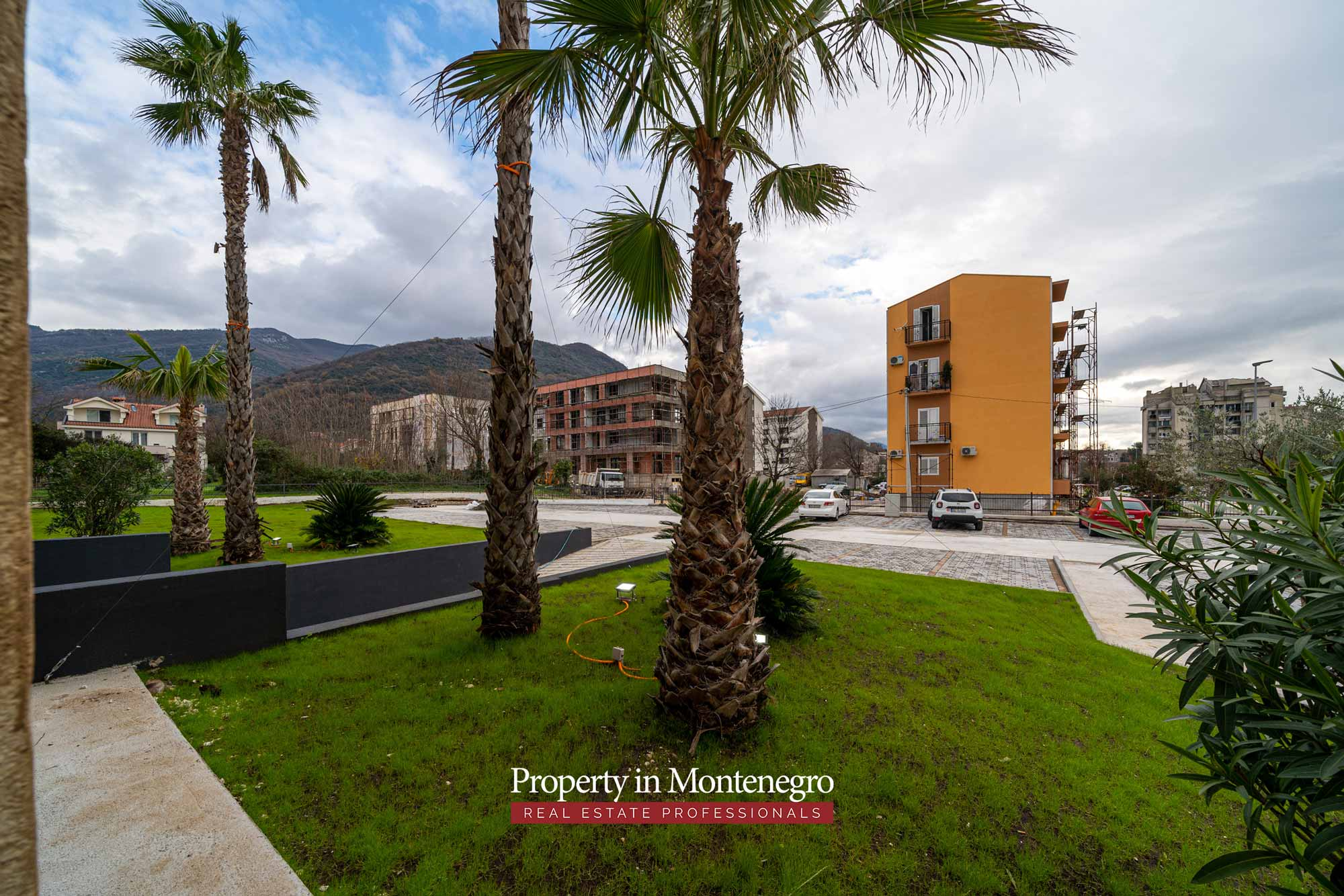 Apartment for sale in new building in Tivat