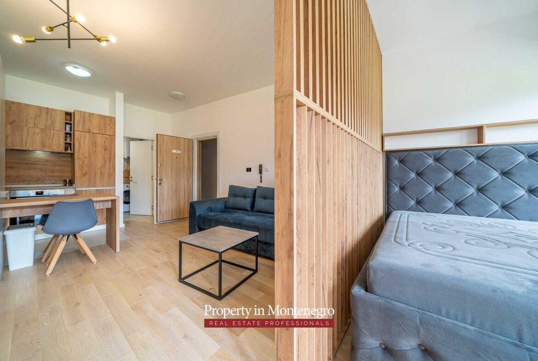 Studio apartment for sale in Bar