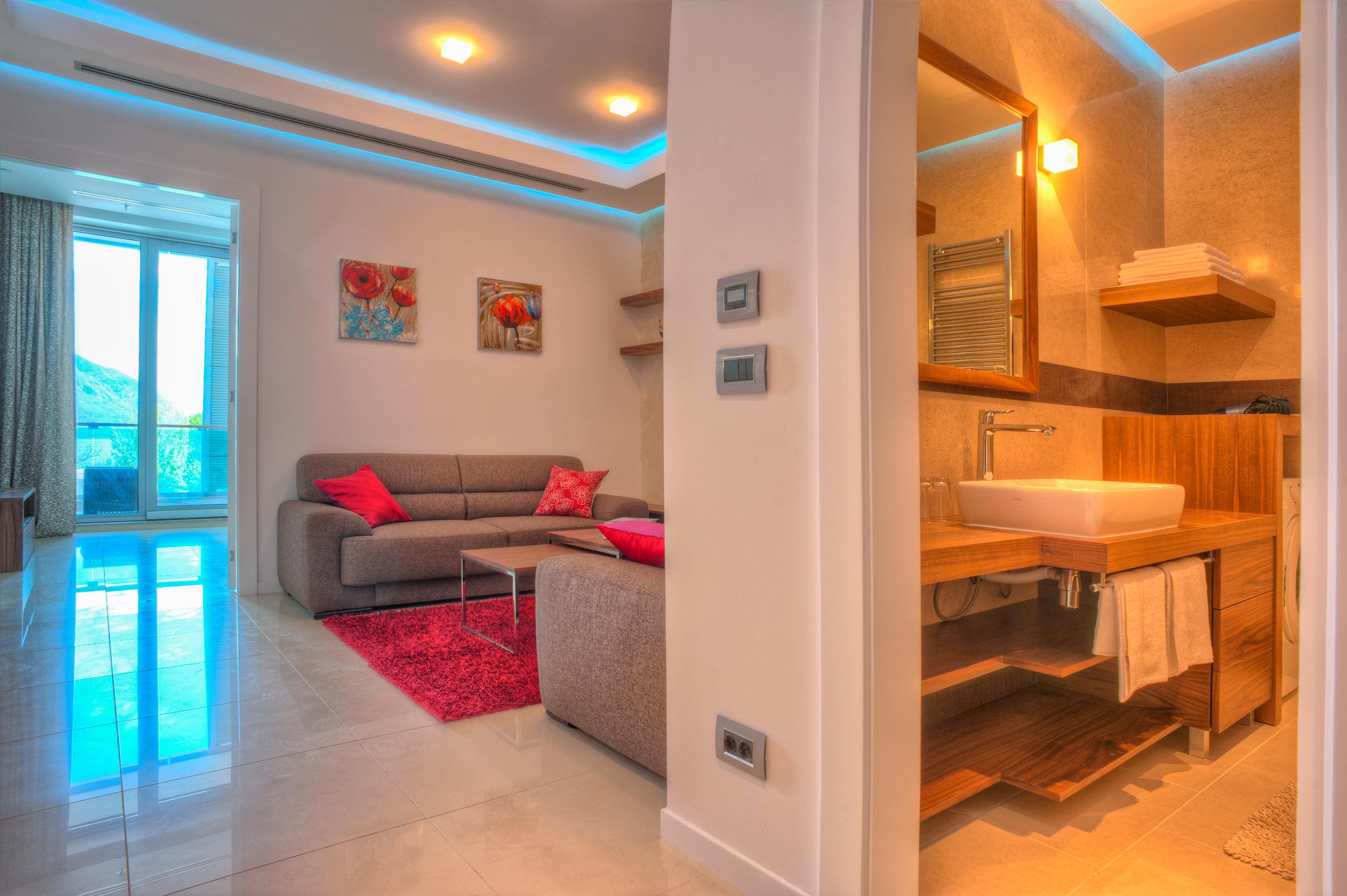 Apartment for sale near Old Town Budva
