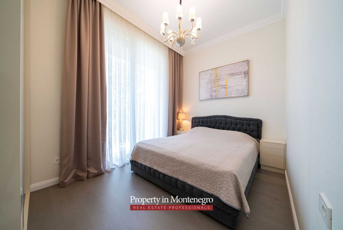 Luxury apartment for sale in Becici
