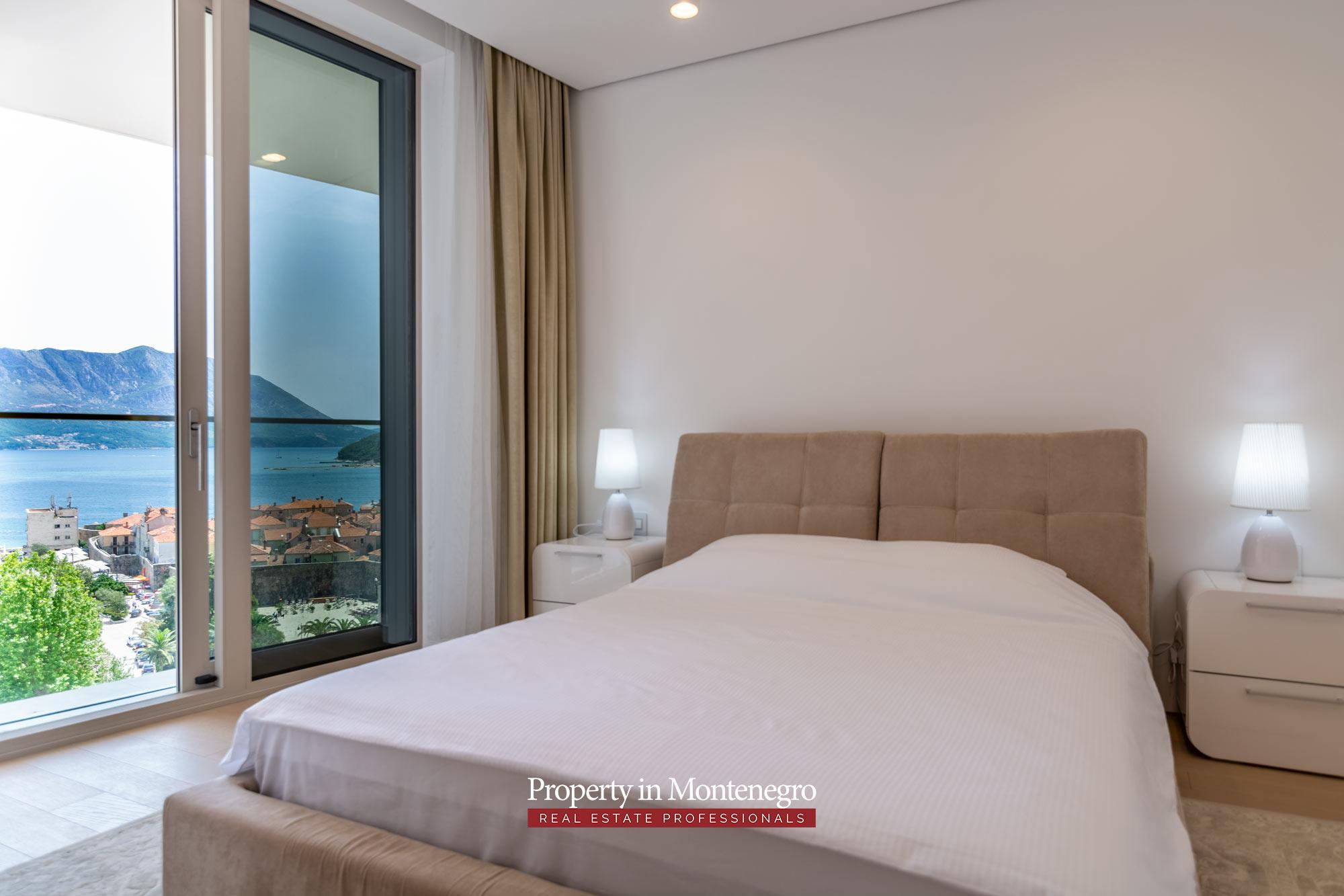 Luxury two bedroom near Old Town Budva
