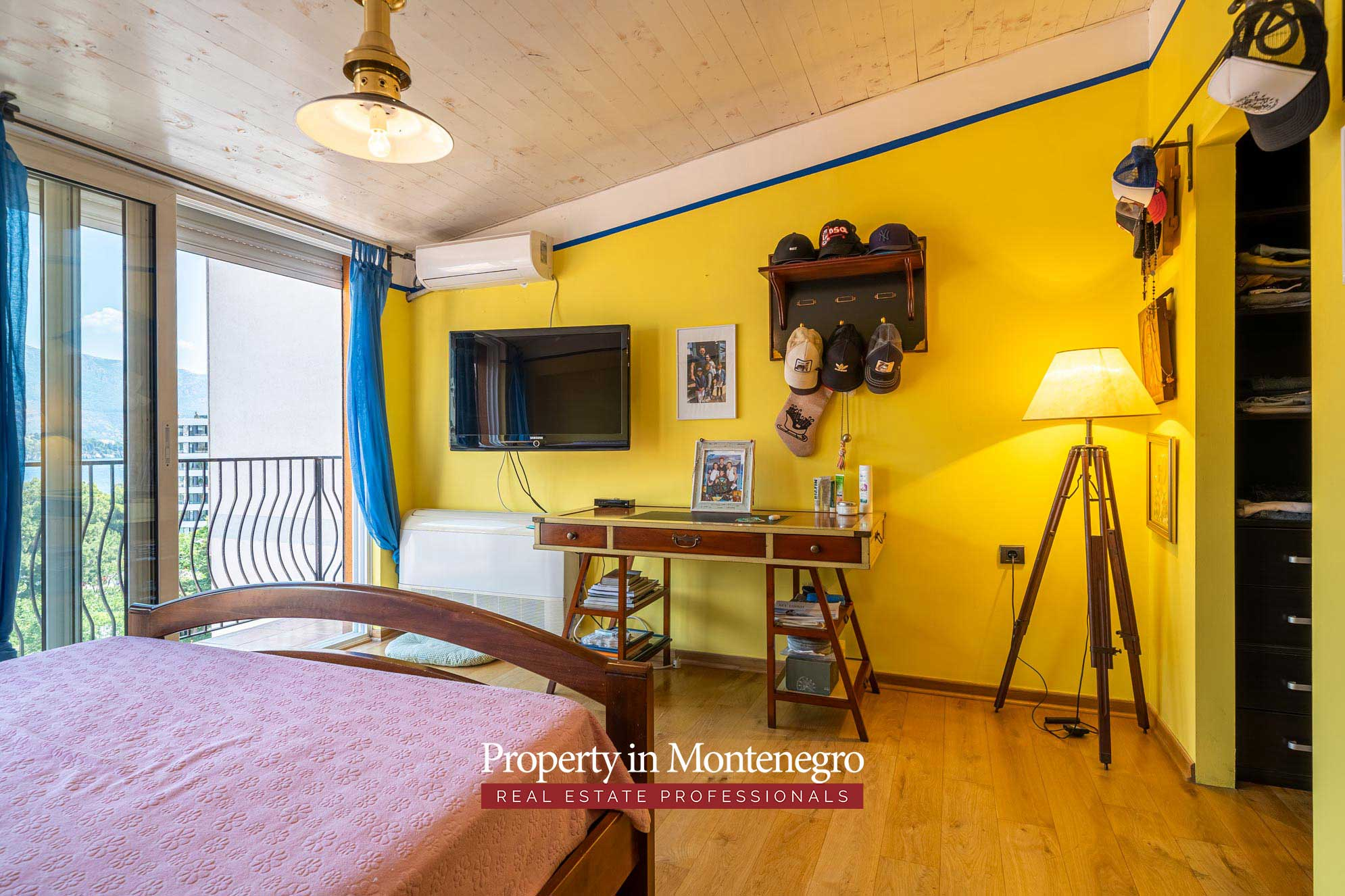 Duplex apartment for sale in Budva
