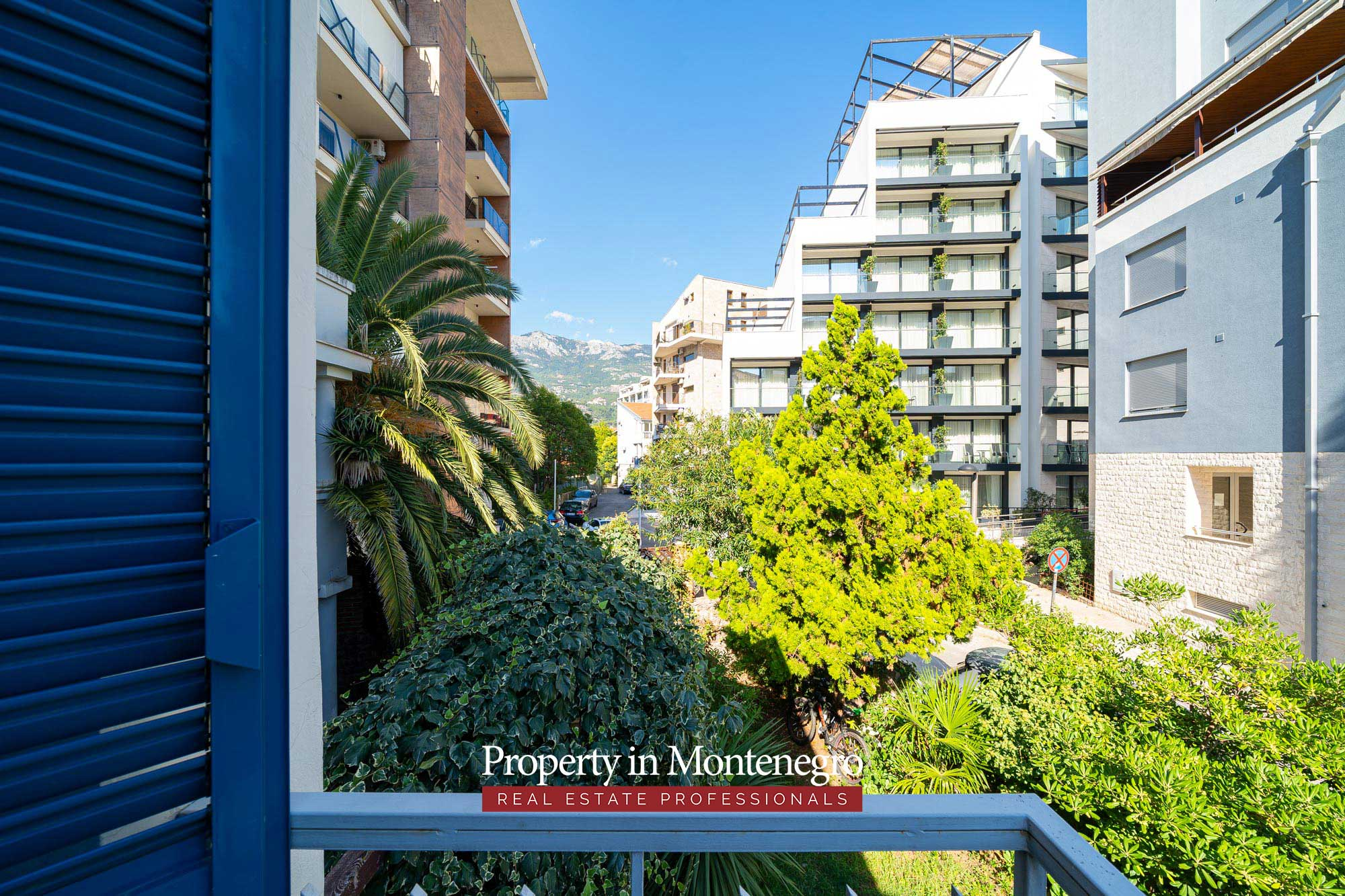 House for sale in city center of Budva